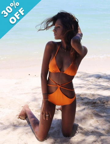 PALOMBAGGIA Amber Swimsuit